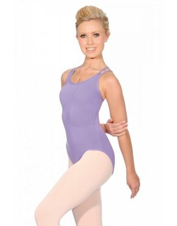 Dámský baletní trikot Sophie tmavě modrý
