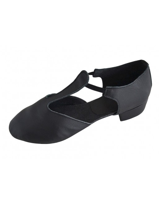 Řecké sandály černé