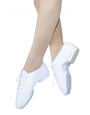 Taneční boty na jazz - baletní, s rozdělenou podrážkou
