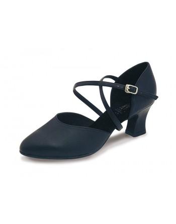 Uzavřené taneční boty Anceta