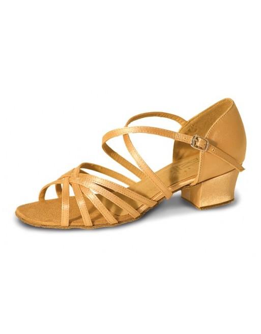 Klasické páskové taneční boty Bella