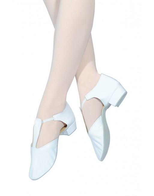 Řecké sandály bílé